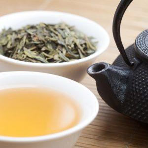 Full leaf tea assortment
